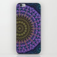 Serenity Reigns iPhone & iPod Skin