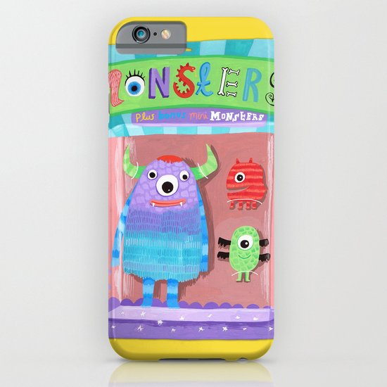 Monsters iPhone & iPod Case