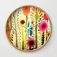 printemps Wall Clock