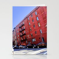 New York City Buildings NYC Stationery Cards