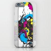 Sk8 deck Wall Art iPhone 6 Slim Case