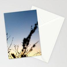 Sunset Contrast Stationery Cards