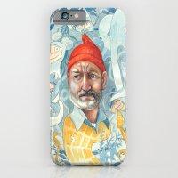 iPhone & iPod Case featuring AQUATIC by busymockingbird
