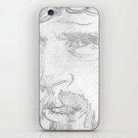 Kris Kristofferson - Ske… iPhone & iPod Skin
