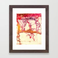 Medicated Framed Art Print