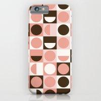Retro Pink iPhone 6 Slim Case