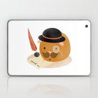 Guinea Pig Portrait 2 Laptop & iPad Skin