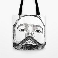 Olivier Flandrois Tote Bag