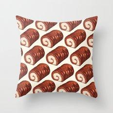 HoHos Pattern Throw Pillow