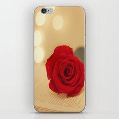 Romance Novel iPhone & iPod Skin