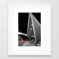 Waiting # 1 Framed Art Print