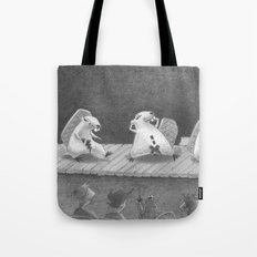 Hot Dam Tote Bag