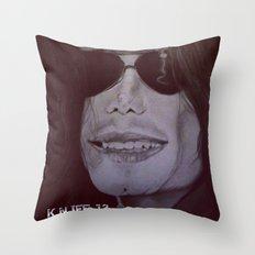 Matured Throw Pillow