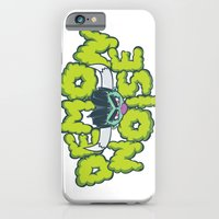iPhone & iPod Case featuring Demon Noise by Demon Noise