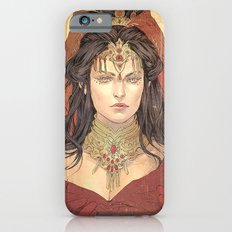 10: The Lady Morgana iPhone 6 Slim Case