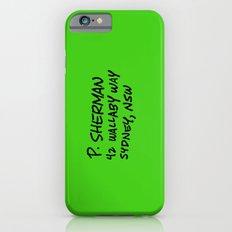 shark bate's address..  iPhone 6s Slim Case