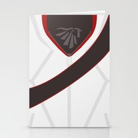 Desmond Miles Stationery Cards