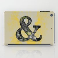 Ampersand Series - Baskerville Typeface iPad Case