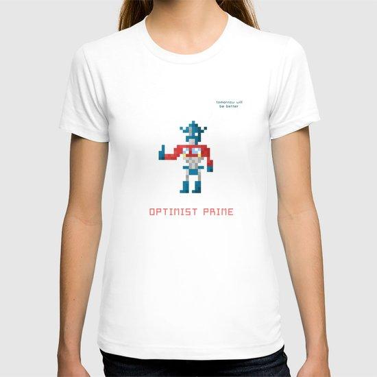 Optimist Prime T-shirt