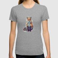 T-shirt featuring Fox by Amy Hamilton