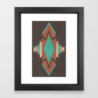 The Navajo Framed Art Print