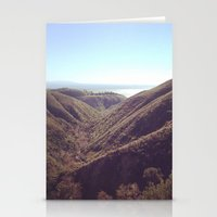 Malibu Haze Stationery Cards