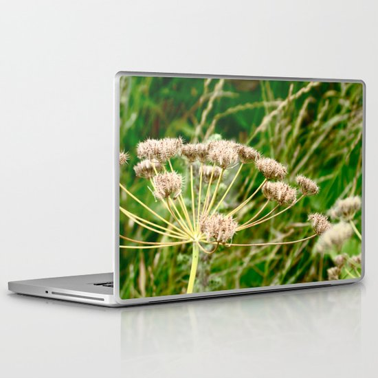 Flower I Laptop & iPad Skin