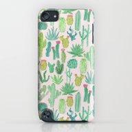 Cactus iPod touch Slim Case