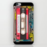You Never Listen iPhone & iPod Skin