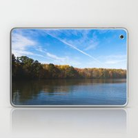 Fall Reflection Laptop & iPad Skin