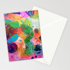 Blanket Detail III Stationery Cards