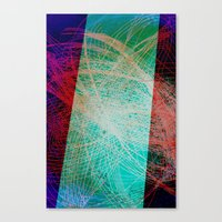 String Theory 01 Canvas Print