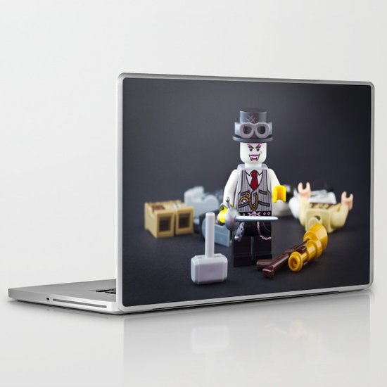 SteamCon Laptop & iPad Skin