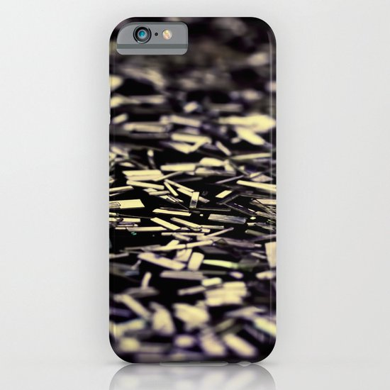 sprinkle in gold iPhone & iPod Case