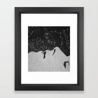 Nitrate Dreams Framed Art Print