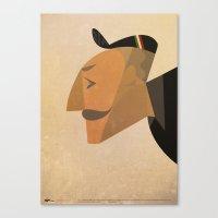 Alfredo Canvas Print