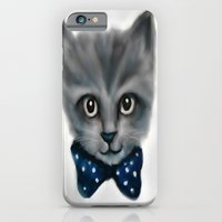 iPhone & iPod Case featuring Bow Tie by Olivia Nicholls-Bates