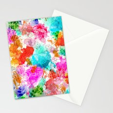 Koi Pond, Water Lilly Stationery Cards