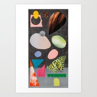 A Bit For You, A Bit For… Art Print