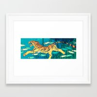 Samudraban Framed Art Print