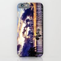 iPhone & iPod Case featuring Till The Storm Passes by Bolu By Rima
