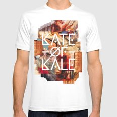 Kate of Kale's Slut Avenue Mens Fitted Tee SMALL White
