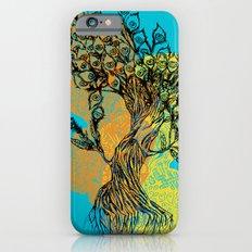 peacock tree Slim Case iPhone 6s