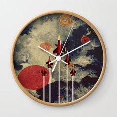 FIVE MAN ARMY Wall Clock
