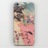 s t r i s c i a t o iPhone & iPod Skin
