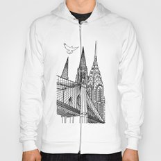 NYC Silhouettes Hoody