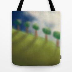Brushed Nature Tote Bag