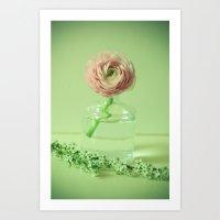 Spring Essentials Art Print