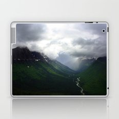 Mystic Mountains Laptop & iPad Skin