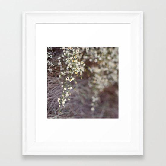 In Autumn Framed Art Print